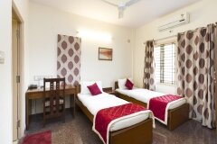 Serviced apartments in old airport road Bangalore