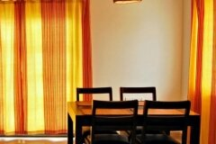 Serviced apartments in old airport road in Bangalore
